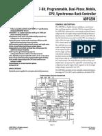 ADP3208DJCPZ