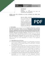 modelo demanda de ejecucion de acta de conciliacion de alimentos