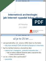 Internetová archeologie