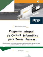 Capacitación PICIZ 3.0 ZONA FRANCA