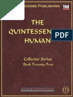 D&D 3.5 - The Quintessential Human