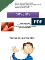 Palestra IST empresa