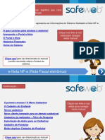 Manual Nf-e Safeweb