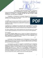 Anuncio Decreto 616 de 2017 Aprobrobaión de las Bases Participación en el Carnaval
