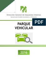 Parque Vehicular 2016