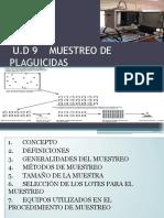 U.D.9_Muestreo de Plaguicidas
