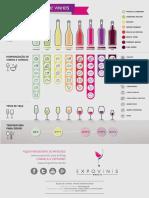 Infografico Tipos de Vinhos