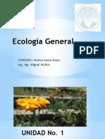 1. Ecología, Nivel Organizacional