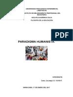 Universidad Pedagógica Experimental Libertador Filosofia de La Educacion%2c Paradigma