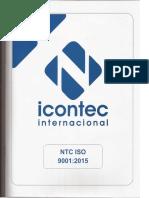NTC ISO 9001 versión 2015.pdf