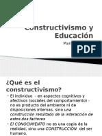 Constructivismo y Educación Carretero