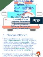 Desmaio e Choque Eletrico