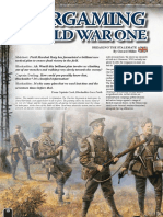 Wargaming WWI