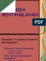 DINAMIKA BENTANGLAHAN