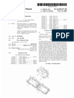 Unitary product cushioning structure (US patent 6520337)