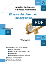 Interés Compuesto Expo Capitaliz Anual Anualidades (1)