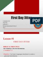 Step 4. PPT L Arts