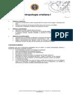 Programa Antropologia Cristiana (2)