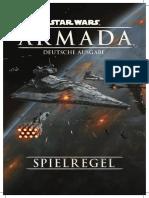 Star Wars Armada Regelbuch Deutsch