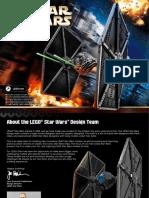 Lego Tie Fighter 6137154
