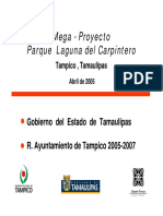 Mega Proyecto Laguna Del Carpintero