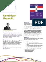 Grant Thornton Dominican Republic Fastfacts