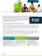 Microsoft Advanced Support for Partners Fact Sheet (1)