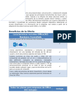 Descripcion de plan essentials Of365.docx