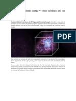 Qué Es La Materia Oscura y Cómo Sabemos Que en Verdad Existe