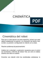 Robótica - Cinemática