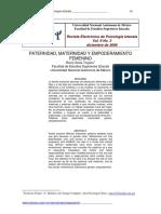 Paternidad y Masculinidad UNAM