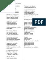 canciones guerra civil española