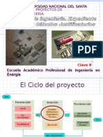 001 Proyecto de Ingenieria. Expediente Tecnico y Calculos Justificatorios