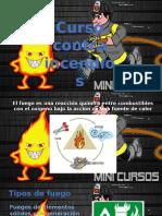 Curso Contra Incendios