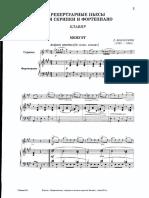[Classon.ru] Repertuarnye Pyesi Clavier