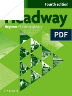 New Headway Beginner 4th Edition Workbook With Key