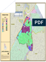 Tax Digest for proposed Chamblee annexation area as filed with the City of Chamblee.