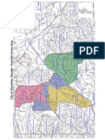 Proposed 2017 Chamblee Annexation Area showing Precincts and Streets