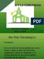 5. La Iglesia y La Comunidad