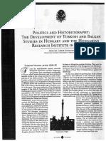 Agoston Politics and Historiography-libre