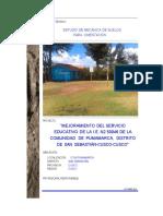 Informe EMS - IE Pumamarca