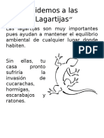 Lagartijas