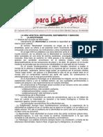 11 Espigares Navarro 2009 La Vida Afectiva; Motivación, Sentimientos y Emoción