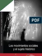 Los movimientos sociales y el sujeto histórico