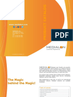 Med Brochure Product Medialon June 2014 Pp01 e