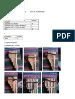 Inventario de Instrumentos Disponibles
