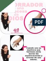 7. EL BORRADOR DE UNA PRINCESA DE DIOS.pptx