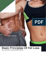 Principles_Of_Fat_Loss - James Alexander Ellis