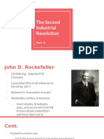 the second industrial revolution part 2