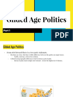 gilded age politics part 1